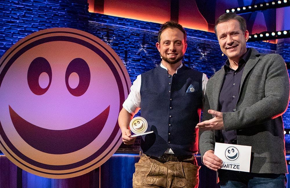 Fonse Doppelhammer im Bayerischen Fernsehen